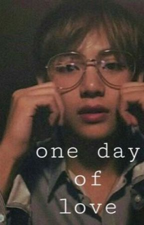 One Day Of Love » Vkook  by hyunashoe