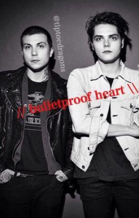 Bulletproof Heart by tiptoedragons