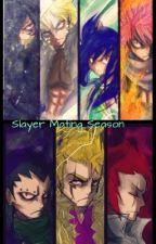 Slayer Mating Season by AshlynLeBeck