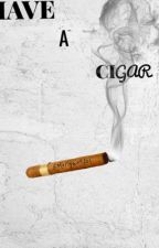 Have A Cigar, a Supernatural Group Rp by moriparty01