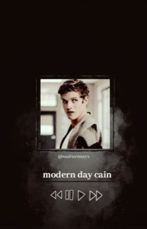 MODERN DAY CAIN   ✬  original characters + individual role-play by ccaged