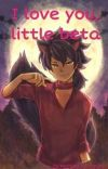 I love you, little beta  cover