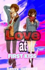 Love at First Kiss by acatasrophe