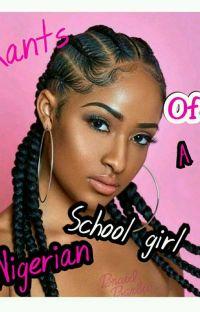 Rants of a Nigerian school girl cover
