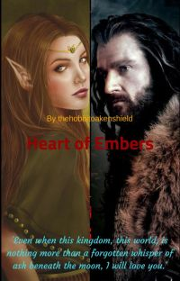 Heart of Embers (Thorin Oakenshield Love Story) cover