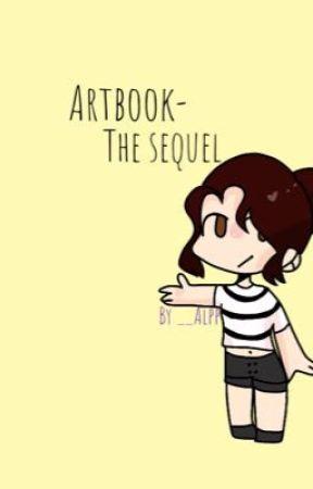 Artbook- The short prequel, I guess by __Alpp