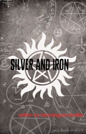 Silver and Iron by BleedingWordsofLife