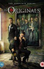 The Originals : Le Cast by Meg-Bakugo-Mikaelson