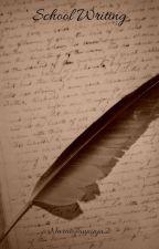 School Writing by narutofanninja2