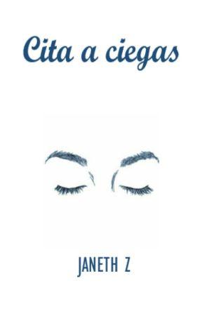 Cita a ciegas. by JanZeta