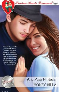 ANG PUSO NI KEVIN [COMPLETE] cover