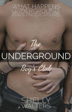 Underground by dancingwithshells