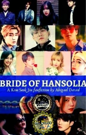 BRIDE OF HANSOLIA by Jinismyfirstlove