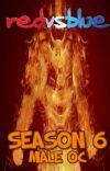 Red vs Blue Season 6: Male OC cover