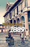 The Man from 1889[ON HOLD] cover