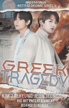 Greek Tragedy   taekook by Argemonia
