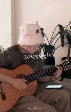 lovesick ; minsung  by saiturno