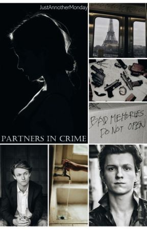 Partners In Crime - Mobster! Tom Holland x Reader by JustAnnotherMonday