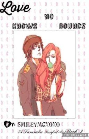 Love Knows No Bounds by smileymcxoxo