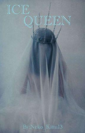 The Ice Queen by The_Cosmic_Queen03