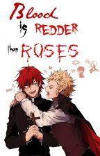 Blood is Redder than Roses (Kiribaku AU) by 1person7_6