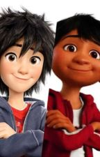 Big hero 6/Coco movie parallels (Higuel/Hiroguel) by stephsan96