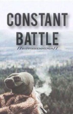 Constant Battle ☪ l.hemmings by hippiehemmings