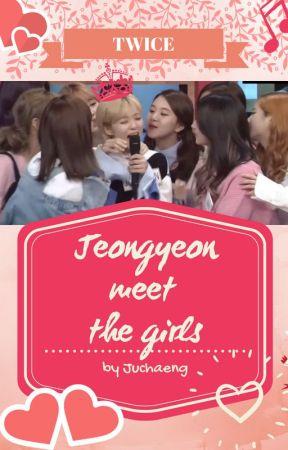 Jeongyeon Meet the Girls [JeongHyo, JeongMi, 2Yeon, JeongMo, SaJeong, etc] by jungchaeng