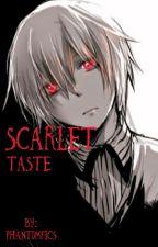 Scarlet Taste (Vampire! Yandere x Emotionless! Reader) by PhantomFics
