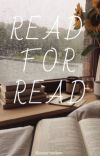 Read for Read cover