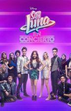 Soy Luna on Tour by Violuna300