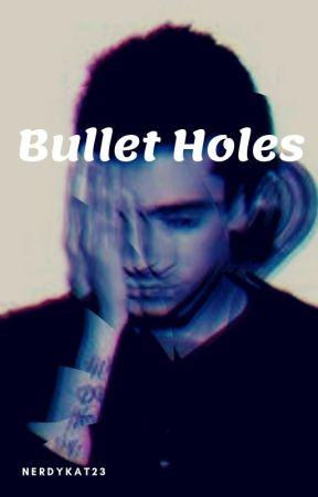 Bullet Holes by Nerdykat23