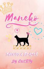 Maneko [Shouto Todoroki x Reader] by Hooomantrash