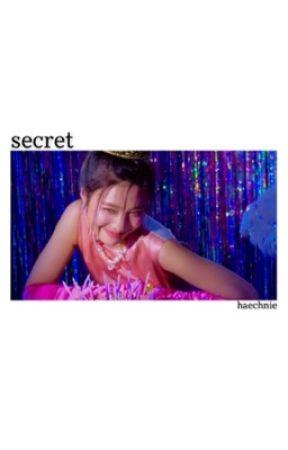 secret | norenmin by haechnie