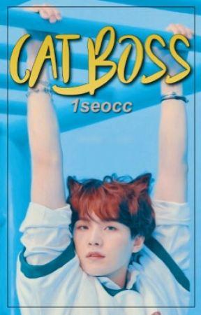 CAT-BOSS ⇝ YoonSeok by jhopeople