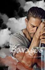 Savages {Vikings} by demonhunter2000