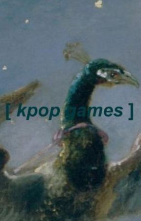 ﹝🌊﹞ kpop games by ninihrs