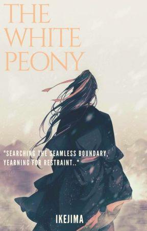 The white peony(BL) by Ikejima