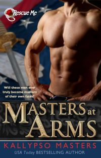 Masters at Arms (Rescue Me Saga Prequel) cover
