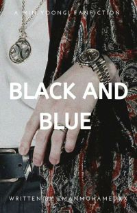 BLACK AND BLUE | MIN YOONGI cover