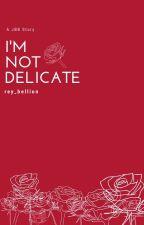 I'm Not Delicate // Bucky Barnes by rey_bellion