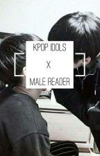 Kpop Idols x Male Reader by AnonymousBastardBoy
