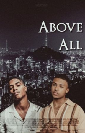 Above All by bbyscorpio