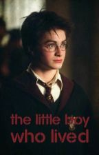 The Little Boy Who Lived  by ageplayfandomwriter