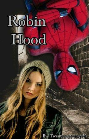 Robin hood (peter parker) by twentyoneteenwolfs