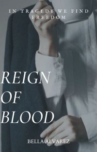 Reign Of Blood|L. Ackerman cover