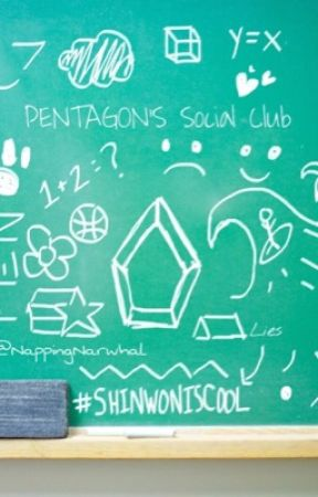 |PENTAGON'S Social Club| by NappingNarwhal