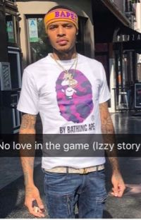 No love in the game cover