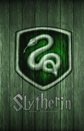 Slytherin by NekoAnimeGirl123