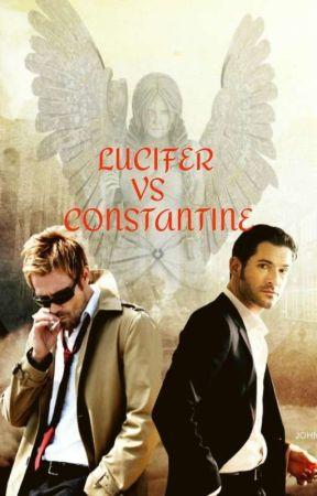 Lucifer vs Constantine #Wattys2019 by Phoenisux